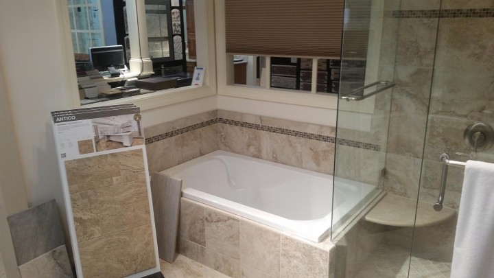Built-in-tub-frameless-shower-raleigh