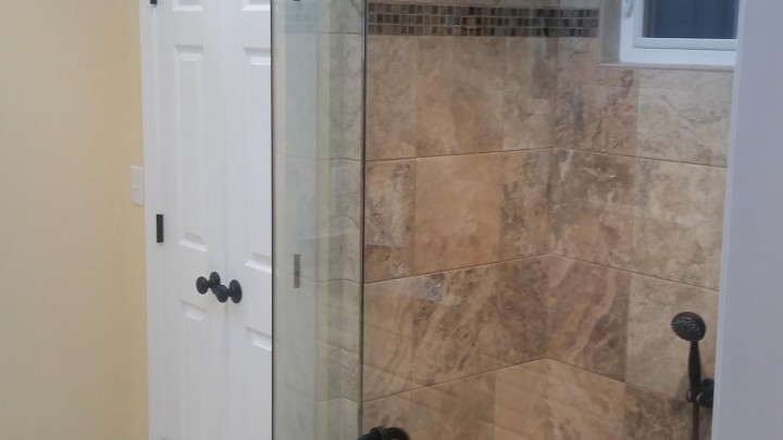 Cary-NC-Frameless-Shower