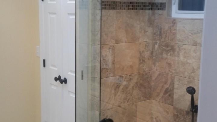 Cary-NC-Frameless-Shower