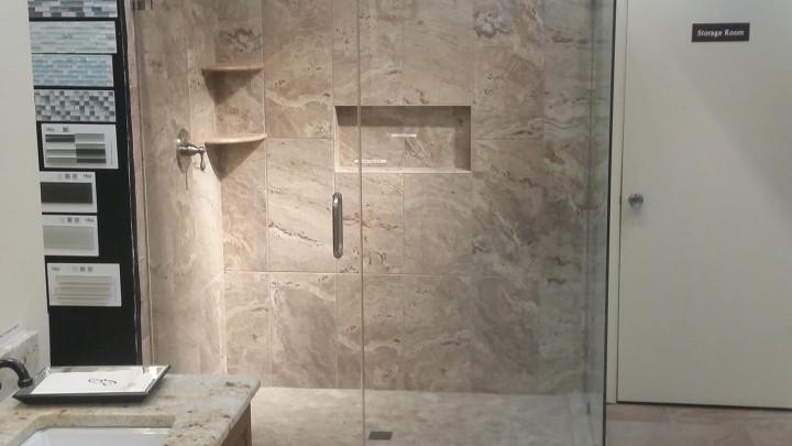 Cary-NC_Frameless-Shower