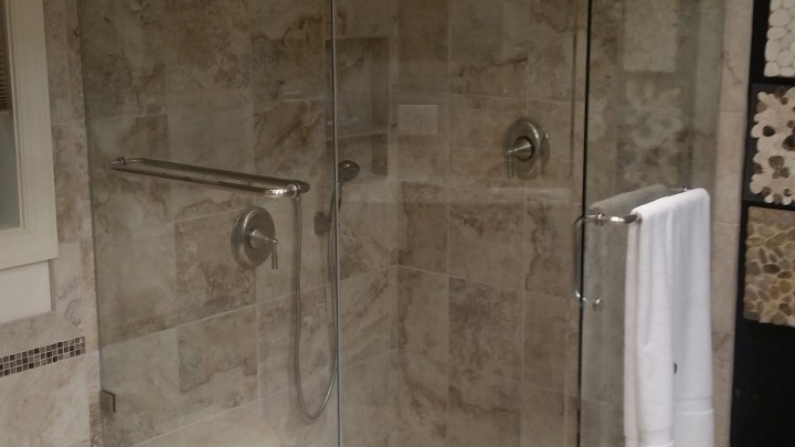 Frameless-Shower-Tub-Combo-Cary-NC