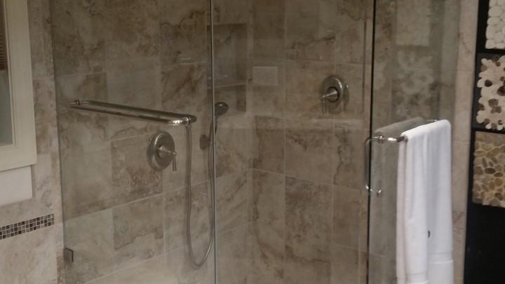 Frameless-Shower-Tub-Combo-Cary-NC