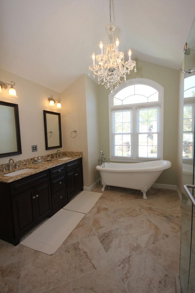 Custom renovated bathroom Raleigh, NC - The Bath ...