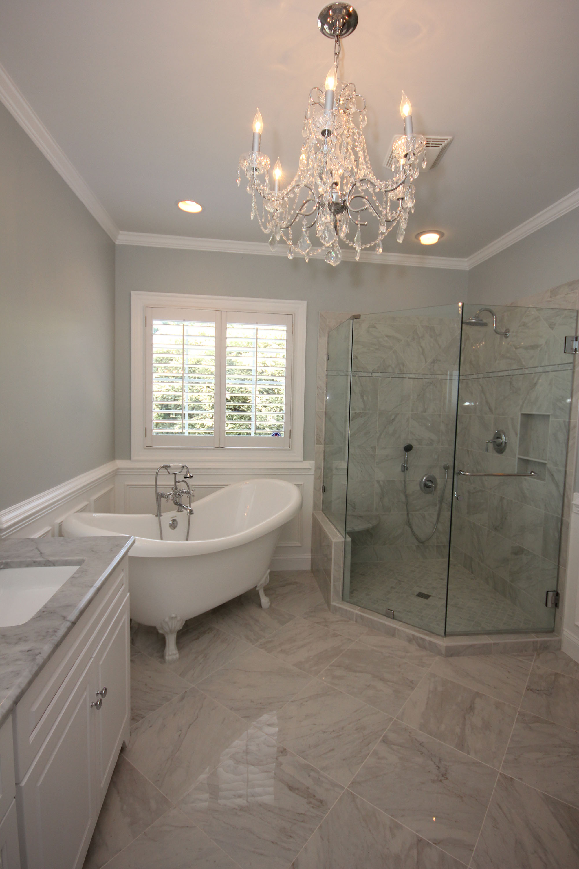 Bathroom Remodel With Freestanding Tub : Freestanding bathtubs by cary bathroom remodeling
