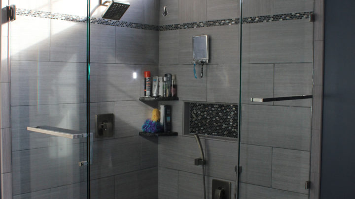 Best Cary Shower Remodel