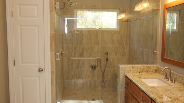 Best Raleigh NC Shower Remodeling