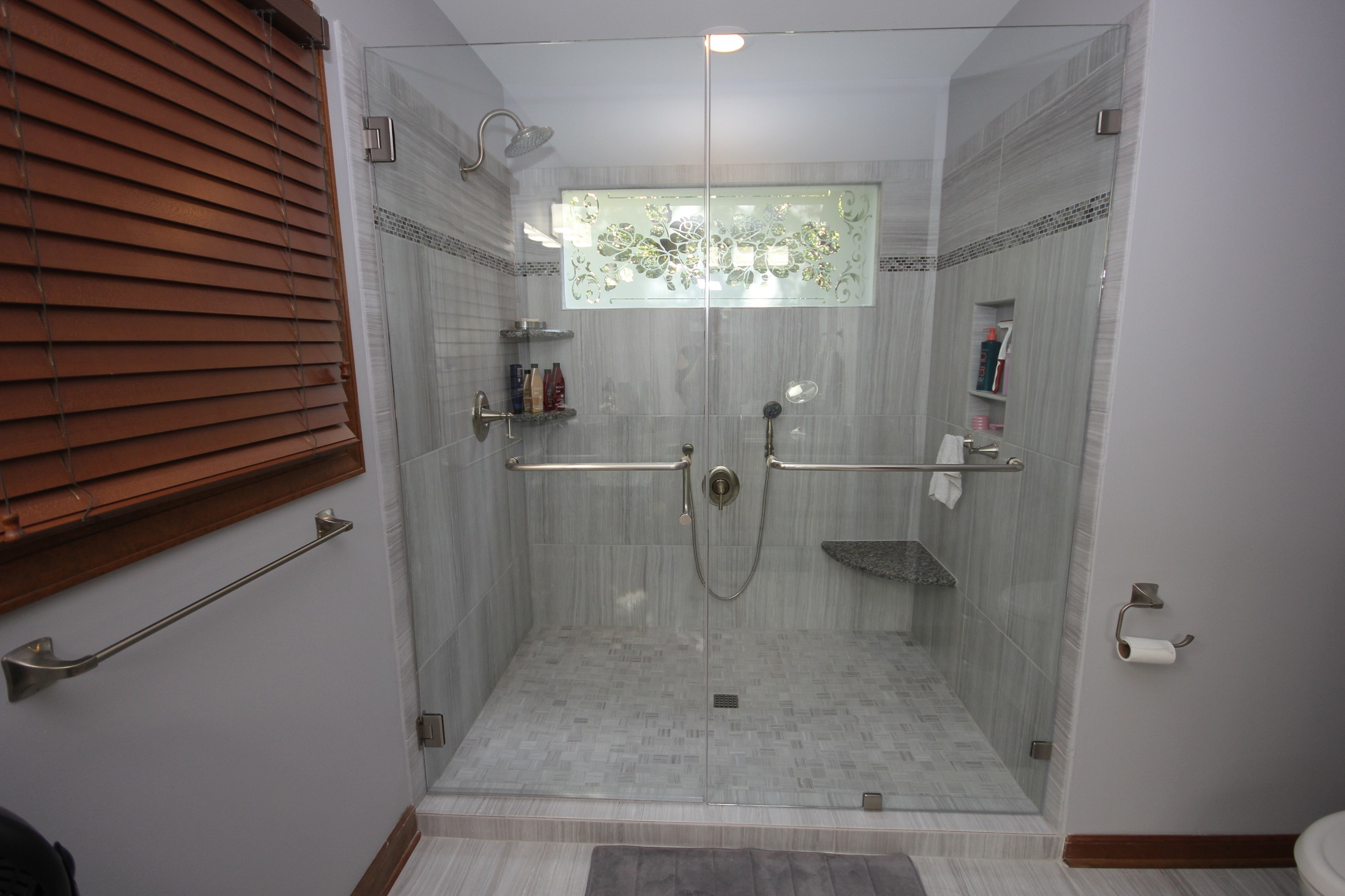 Bathroom Remodeling Cary Nc Design custom designed showers - bath remodeling center cary, nc