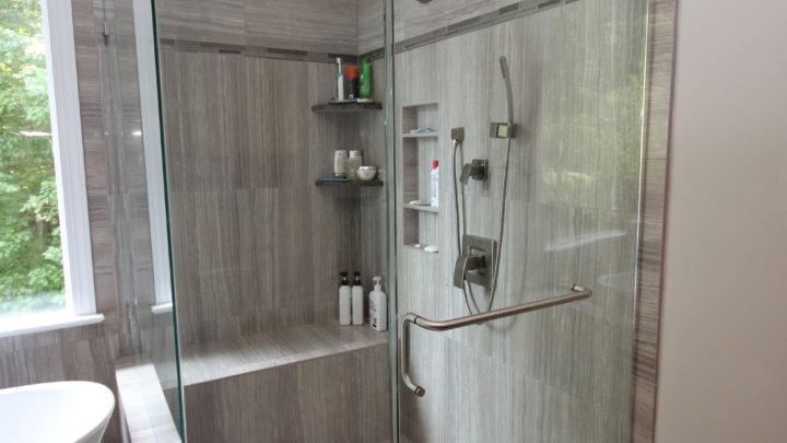 Raleigh Best Shower Remodel