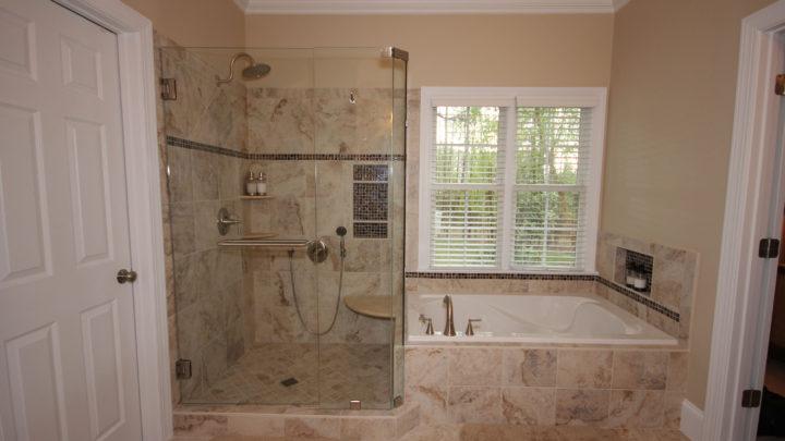 Raleigh Bathroom remodeling Portofino