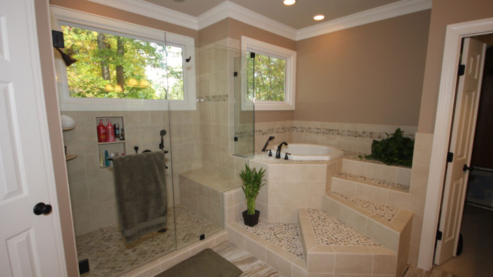 Raleigh NC Shower Remodeling