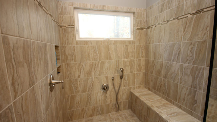 Raleigh Shower Remodel Contractor