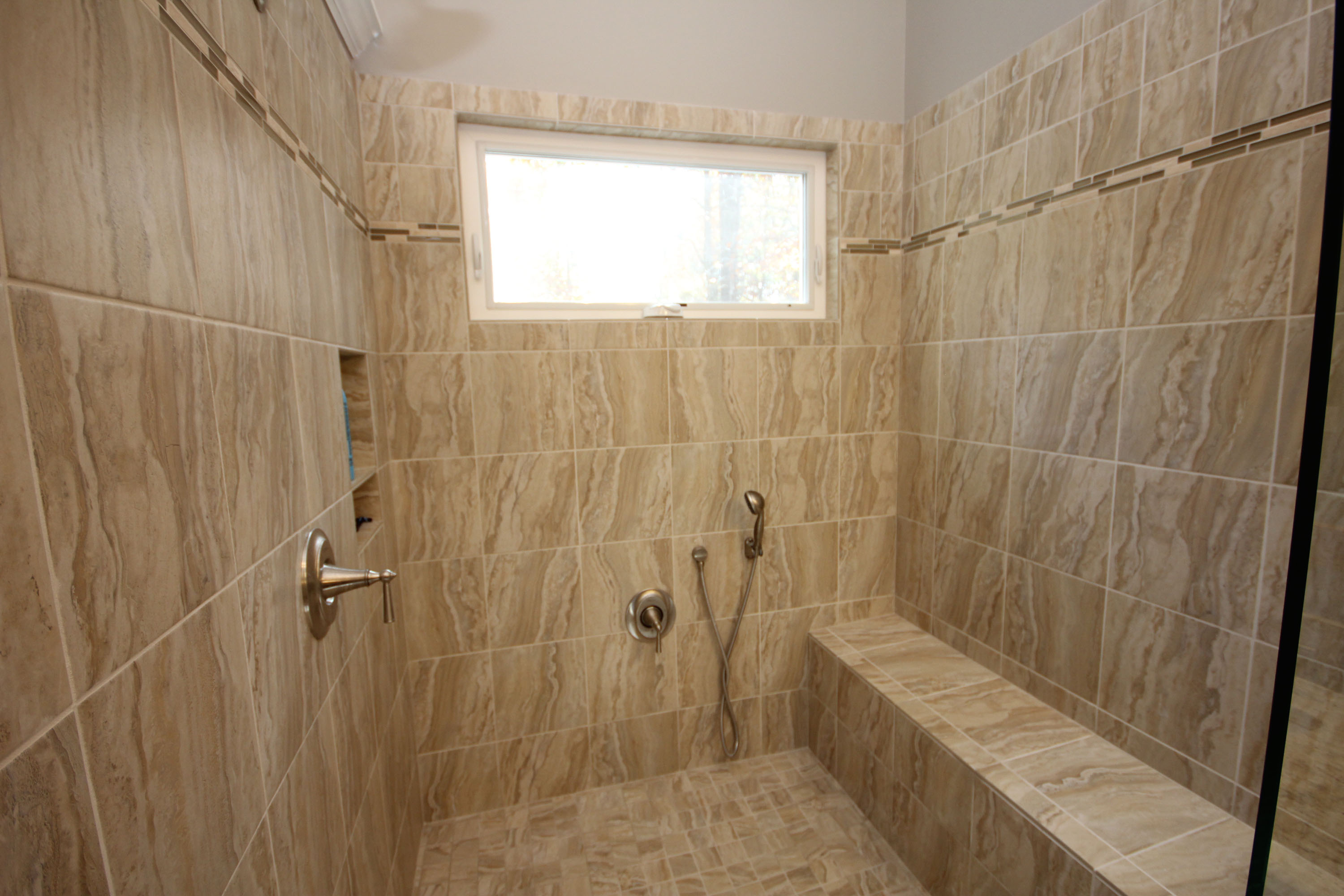 Custom Designed Showers Bath Remodeling Center Cary NC - Raleigh bathroom remodeling contractor