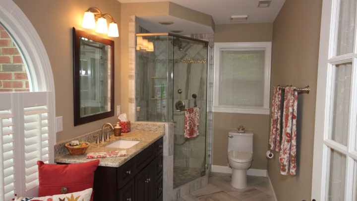 Shower Remodel Professionals Raleigh