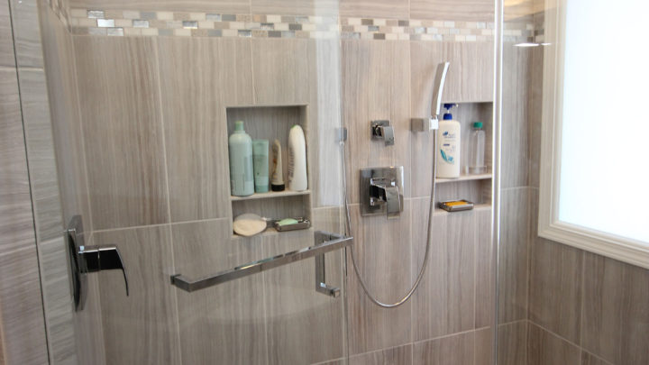 Custom Designed Showers - Bath Remodeling Center Cary, NC