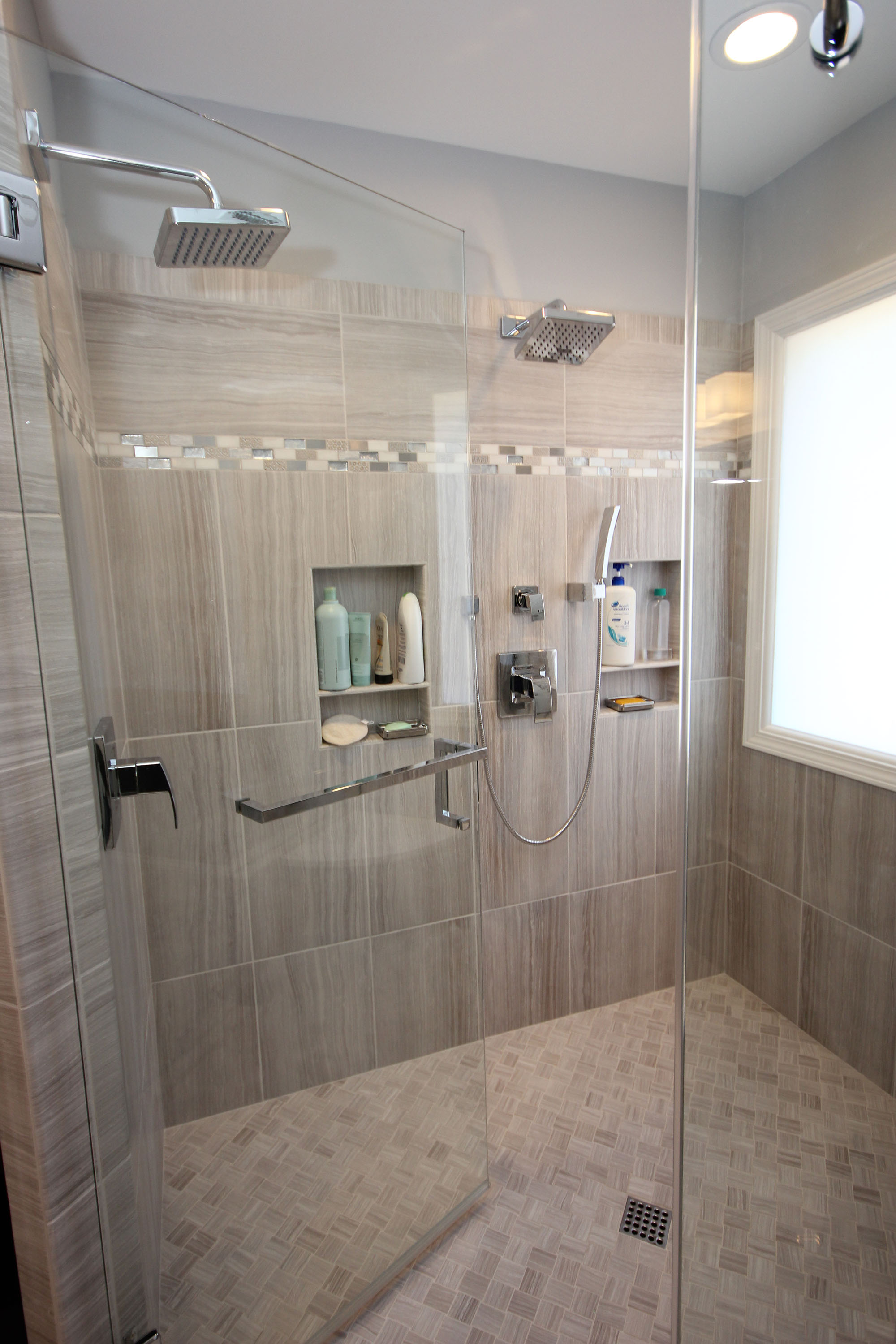 Shower Remodel Raleigh Professionals. View Image