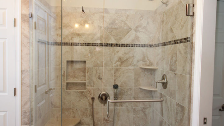 Top Cary Shower Remodel