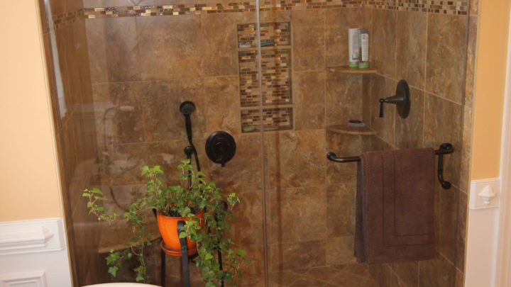 Top Raleigh Shower Remodel