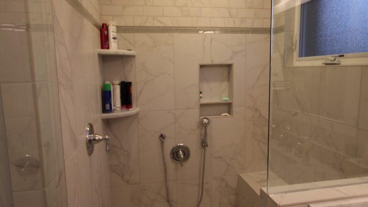 Top Shower Remodel Apex