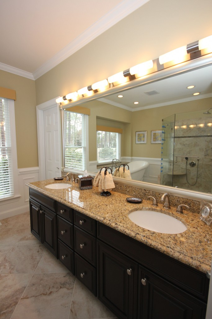 bath-remodel-dark-cabinets-raleigh - The Bath Remodeling ...