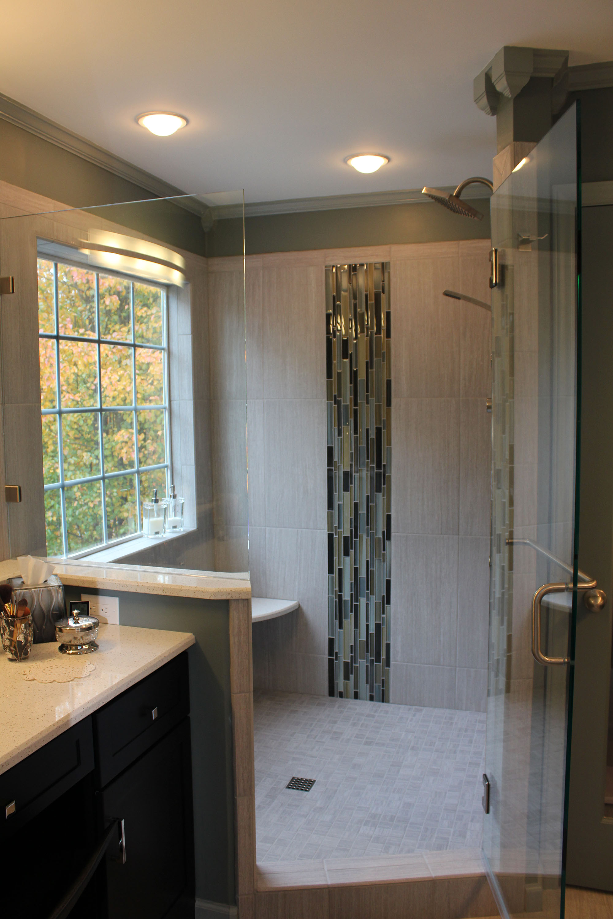 Shower stalls the bath remodeling center in cary nc for Bathroom remodel raleigh