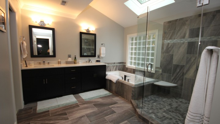 custom-tile-floor-shower-raleigh