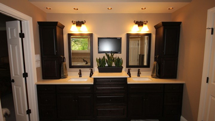 dark-wood-bath-cabinets-raleigh