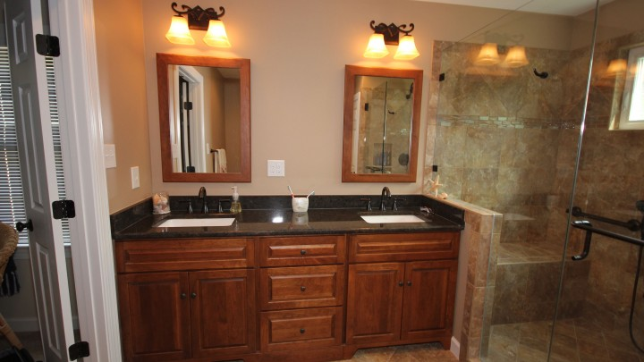 Luxury frameless shower bath vanity cary For Your Plan - Latest bathroom remodeling cary nc Simple