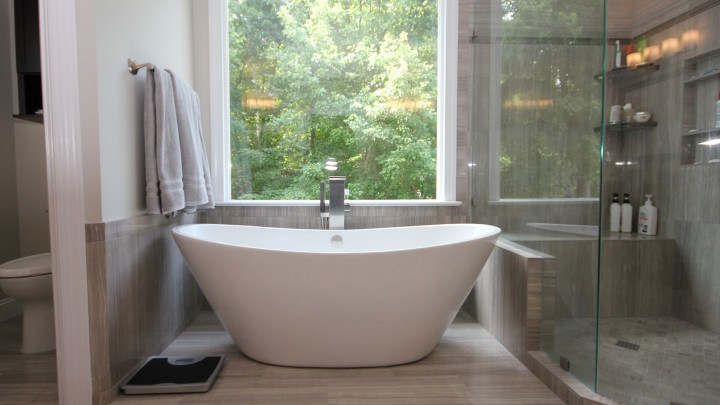 freestanding tubs - Bathroom Designs With Freestanding Tubs