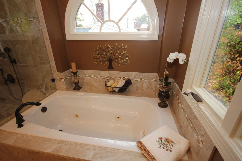 Raleigh bath remodel featured a jet bathtub - The Bath Remodeling ...
