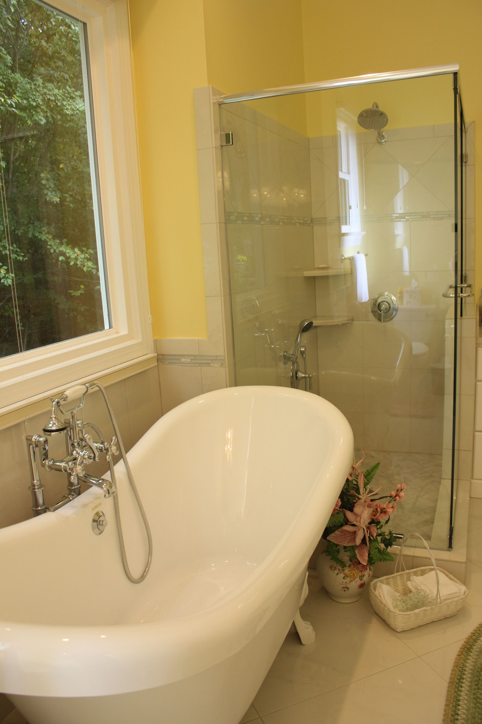 Bathroom remodel raleigh