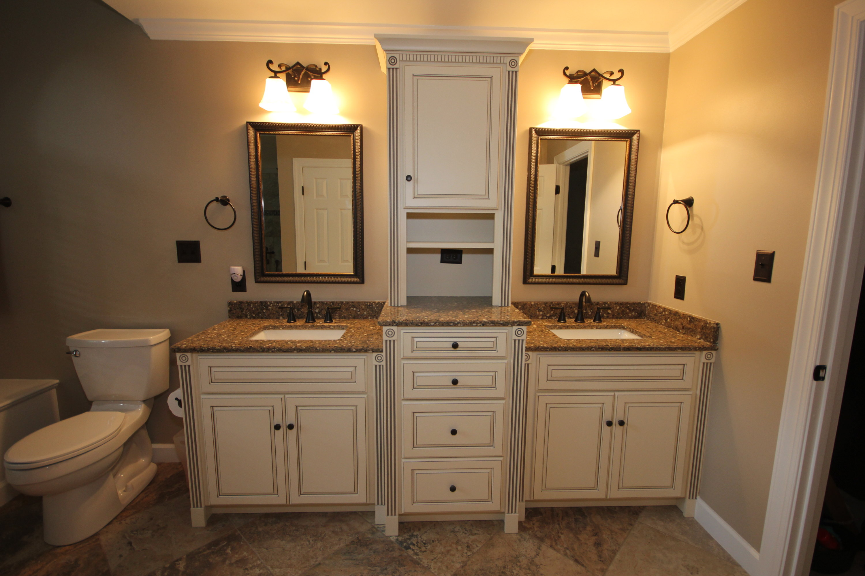 Bath remodeling luxury bathroom with fireplace 100 for Bath remodel jonesboro ar