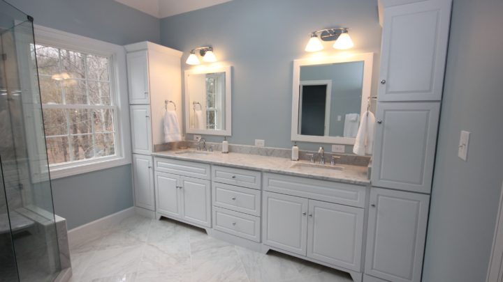 Before After Bathroom Remodeling Images Portofino Tile Of Cary NC - Bathroom remodel raleigh